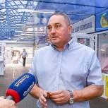 В Мытищах прошел мониторинг сельхозрынка в рамках партийного проекта «Народный контроль»