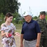 В Павловском Посаде единороссы проверили соблюдение правил безопасности на воде