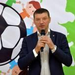 Макаренко: почти половина жителей Тюменской области занимается физкультурой и спортом
