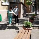 Партийцы проверили объекты, благоустроенные в рамках партпроекта в Саратове