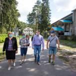 «Народный контроль»: в нижегородских детских лагерях отдыха приняты все необходимые меры безопасности
