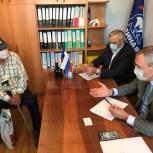 Камешкирский район: Ильдар Акчурин провел прием граждан