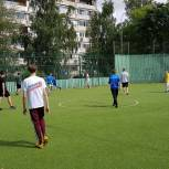 В Красногорске прошел мини-турнир по футболу