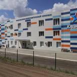 В Рязанской области продолжают строить физкультурно-оздоровительные комплексы