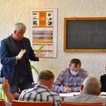 Партийцы Балашихи взяли на контроль порядок начислений за ЖКУ в микрорайоне Заря