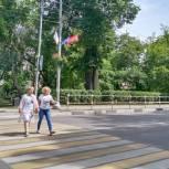 В Международный день светофора Можайские партийцы провели мониторинг безопасности пешеходных переходов