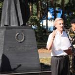 В Заводоуковске возложили цветы к памятнику Советскому Солдату-Победителю