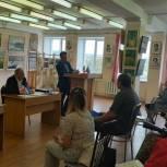 В Якшур-Бодьинском районе состоялось заседание политсовета