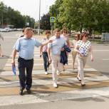 Раменские единороссы провели мероприятие, приуроченное к Международному дню светофора