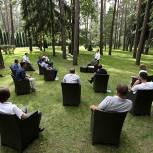 Медицина, цифровое образование и экология — Дмитрий Медведев обсудил с молодыми кандидатами вопросы, волнующие избирателей