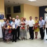 Пять ишимских семей получили медали «За любовь и верность»
