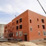 В Дашково-Песочне ведется строительство детского сада