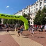 Единороссы поздравили спортсменов Балашихи с Днем физкультурника