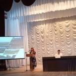 Депутат Госдумы Светлана Бессараб встретилась с профактивом Крымского района