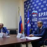 Владимир Попков: Представители социально значимых профессий особенно нуждаются в поддержке