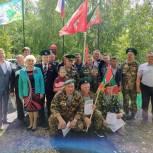 Костромские единороссы приняли участие в  мероприятиях, посвященных Дню памяти костромичей, погибших в боевых действиях