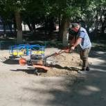 Партийцы добиваются приведения в порядок детских площадок в Петровске