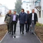 Глава Тобольска побывал с рабочим визитом в Сумкино