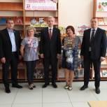Библиотека Сумкино пополнилась новыми изданиями