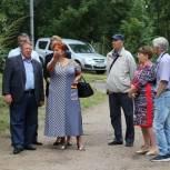 Панков: Места для ремонта тротуаров в Балакове, Пугачеве и Вольске будут определять жители