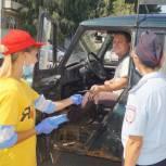 Михаил Никитин принял участие в акции «Внимание! Жилая зона!»