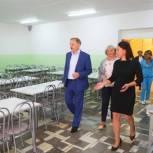 Люберецкие единороссы проинспектировали Малаховскую школу №52