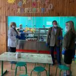 Школы Сасовского района готовы обеспечить учащихся горячим питанием