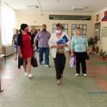 В Черноголовке единороссы поучаствовали в «Родительской приемке» школ