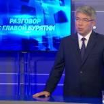 Алексей Цыденов: «Закон разрешает вырубку нескольких гектаров и только для строительства железной дороги»