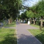 В Тамбовской области по проекту «Городская среда» благоустроили большую часть запланированных территорий
