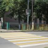 Андронов: Путь к школе должен быть безопасным