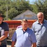 Панков: Президентская программа в полном объеме доходит до отдаленных сел