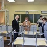 Антонина Климова: В 2020 году школы как никогда подготовились к началу учебного года