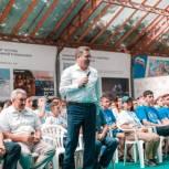 Николай Малов: Молодежи нужно не только доверять, но и помогать