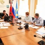 Владимир Слепцов провёл приём граждан