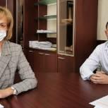 Татьяна Ильюченко в ходе прямой линии ответила на вопросы о медико-социальной экспертизе и о изменениях в законе о материнском капитале