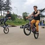 Молодогвардейцы примут участие в переоборудовании скейт-парка в Магадане