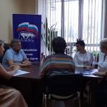 Акцию «Мобильные бригады помощи» обсудили на партийном часе в Домодедове