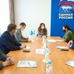 Ольга Швецова провела встречу с тобольскими участниками «ПолитСтартапа»