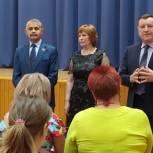 Владимир Шапкин проверил готовность школы №20 в Балашихе к новому учебному году