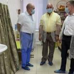 Партийцы убедились в безопасности школ Волжского района для учащихся