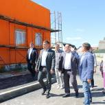 В поселке Мурмино завершается строительство яслей на 60 мест