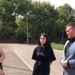 Воробьев осмотрел ход строительства домов для сирот в Балашове