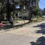 В Ленинском районе проверили безопасность пешеходных маршрутов к школам
