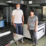 Депутаты проверили готовность школ Ленинского района Саратова к новому учебному году