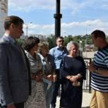 Единороссы проверили школы города перед 1 сентября