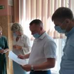 Балаковские партийцы проверили готовность школ города к новому учебному году