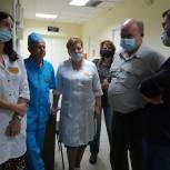 Вячеслав Крымов приобрел новое оборудование для Растуновской участковой больницы