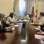 В Рязанской областной Думе обсудили изменения в три законопроекта
