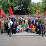 Юлия Литневская поздравила спецназовцев внутренних войск